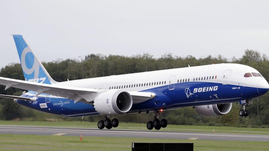 """""""МИАТ"""" Боинг 787-9 агаарын хөлгийг түрээсээр авч ашиглахаар боллоо"""